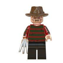 Freddy Krueger Nightmare on Elm Street Horror Theme Custom Minifigures Toys Gift - $2.99