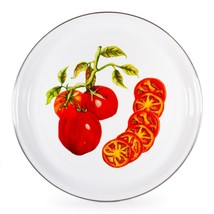 Tomatoes 15.5 in. Enamelware Serving Tray - $64.74