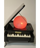 Baby Grand Piano Light by IEM You can really Play!!  Color Changing Light - $29.69