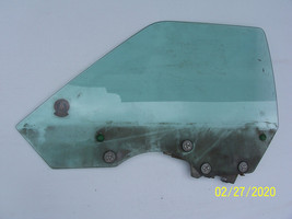 1975 1976 Continental Towncar Left Front Door Window Glass Used Oem Lincoln - $187.11