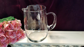 Princess House Crystal Heritage Large Ice Tea or Water Pitcher, 80 Ounce Vintage - $34.99