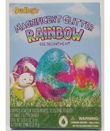 Dudleys Magnificent Glitter Rainbow Egg Decorating  Kit (LOC NS) - $6.79