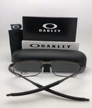 19a5ba5a3b New OAKLEY Eyeglasses STEEL PLATE OX3222-0354 54-18 141 Powder Midnight  Frames -