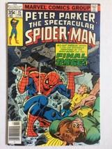 The Spectacular Spider-Man (1st Series) #15 1978 {Marvel Comics}  - $3.75