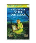 Nancy Drew Secret of Old Clock tin2037 Book DOLLHOUSE Miniature - $6.53