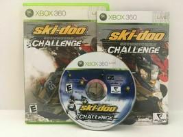 Ski-Doo: Snowmobile Challenge (Microsoft Xbox 360, 2009) - $13.98