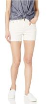 Brand - Daily Ritual Women's Denim Cutoff Short, Bone White, Size 26 image 1