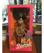 1989 Mattel Dolls Of The World Nigerian Barbie Doll #7376 NIB - $28.95