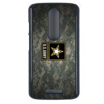 U.S. Army Motorola Moto G3 case Customized premium plastic phone case, design #1 - $12.86