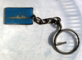 USS Fletcher Class Destroyer Medallion Keychain - $5.95