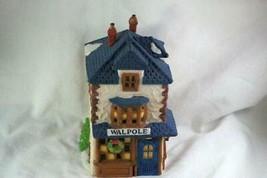 Dept 56 1988 Walpole Tailors Building no Box  Retired 1988 - $8.99