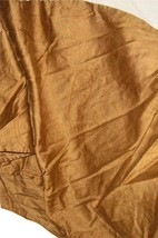 "Ralph Lauren Doncaster Camel Paisley King Bedskirt Brown 15"" Drop EUC - $39.57"