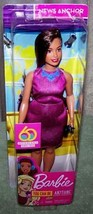 Barbie You Can Be Anything NEWS ANCHOR Doll New - $15.72
