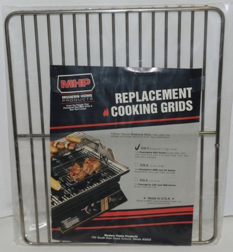 Modern Home Products CG1 Heavy Gauge Stainless Steel Cooking Grid