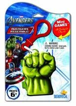 Marvel Hulk Sculpted Mini Game - $5.98