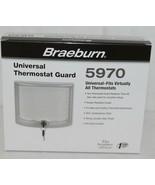 Braeburn Brand Universal Thermostat Guard Fits Virtually All Thermostats - $22.27
