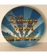 Walt Disney World MGM Studios Vintage 1987 Souvenir Decorative Wall Plate - $29.99