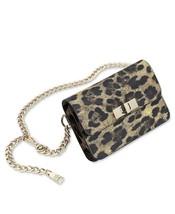 Steve Madden Bobby Leopard Print Belt Bag S/M $54 - $29.07