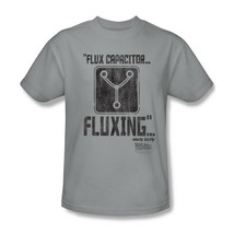 Back To Future T shirt Flux Capacitor classic 80's movie 100% cotton tee UNI275 image 1