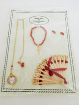 Antique Reproduction French Fashion Jewelry Accessories - $38.99