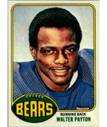 Lot of 5 1976 Topps #148 Walter Payton rookie reprint cards mint free sh... - $5.94
