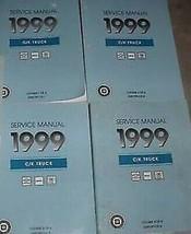 1999 Chevy Suburban Tahoe Cadillac Escalade GMC Yukon Servizio Shop Manu... - $197.69
