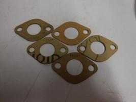 Lot Of 12 Oem Briggs & Stratton Carburetor Intake Gaskets 68987 New*B83115 Nos - $12.99