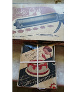 Vintage Cookie - Chef  and Cake Decorator Kits - $40.00