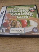 Nintendo DS My Healthy Cooking Coach image 1