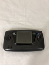 Sega Game Gear Launch Edition Black Handheld System - $9.49