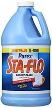 Purex Sta-Flo Liquid Starch, 64 Ounce NEW FROM USA - $7.91
