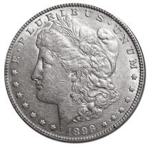 1899 MORGAN SILVER ONE DOLLAR Coin Lot # MZ 3052