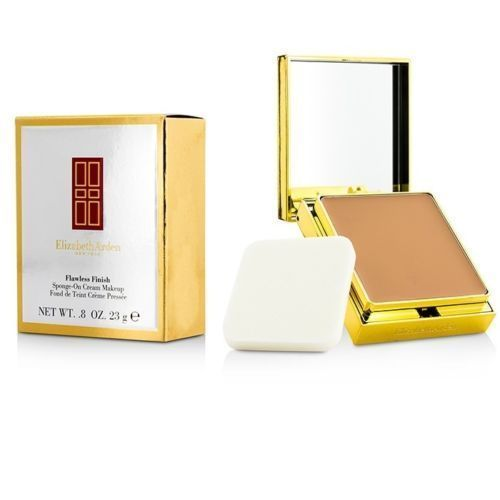 Primary image for ELIZABETH ARDEN Flawless Finish SPONGE On Cream Makeup COGNAC 56 NIB