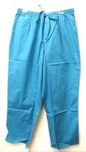 Jaylyn Uniforms 2XL Turquoise Nursing Ladies Elastic Waist Scrub Pants New - $19.57
