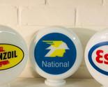 Mini Gas Pump Globe, National Centurion, Petrol and Oil Memorabilia