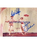 MARY POPPINS SIGNED AUTOGRAPHED 8x10 RP PHOTO JULIE ANDREWS AND DICK VAN... - $16.99