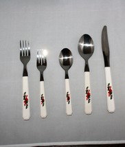 Pfaltzgraff Christmas Heritage Flatware Stainless Taiwan ~ You Choose - $6.92+