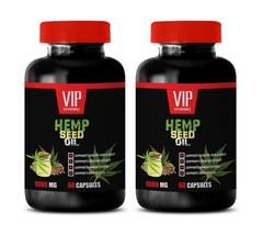 hemp oil for pain - Hemp Seed Oil 1000mg (3) - kickstart weight loss - $39.23