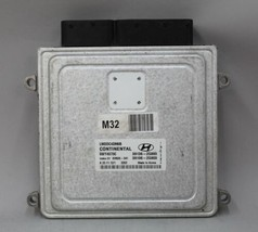 10 11 12 13 HYUNDAI TUCSON ECU ECM ENGINE CONTROL MODULE COMPUTER OEM - $59.39
