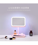 Stylish Unique Combination Lighted Makeup mirror and lamp - $29.99