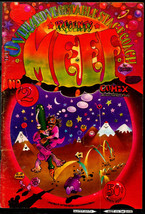 MEEF 2, Dave Sheridan, Fred Schrier, Print Mint 1973 Classic Underground... - $14.25