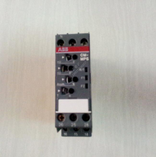 Original ABB CM-MPS.11 Monitoring relay 2 months warranty