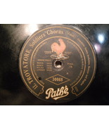 Antique Vertical Cut Record - Pathe 30068 IL TROVATORE selections ca 1917 - $6.30