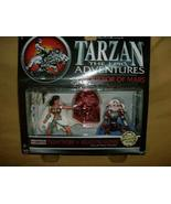 Tarzan-The Epic Adventures-Conqueror of Mars-Dejah Thoris vs Nolach the ... - $15.79