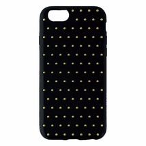Agent 18 Edge Vest Series Case for Apple iPhone 6/6s - Black with Gold S... - $18.69