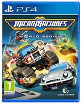 Micro Machines World Series Playstation 4 NEW Sealed - $38.32