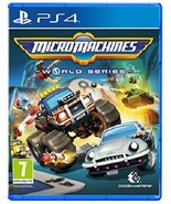Micro Machines World Series Playstation 4 NEW Sealed - $49.99