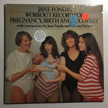 Jane Fondas Workout Record For Pregnancy Birth And Recovery 2 LP Sealed ... - $29.69