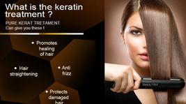 Brazilian Keratin 12% Formaldehyde Hair Straightening Treatment Repair 1000ml image 7
