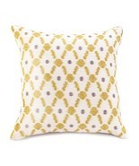 Safari Taupe Gold Large Throw Pillow - $16.99